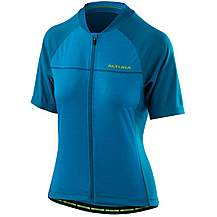 image of Altura Womens Airstream 2 Cycling Jersey, Blue