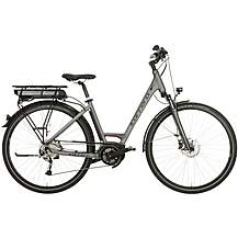 Carrera Crosspath Electric Hybrid Bike - 18