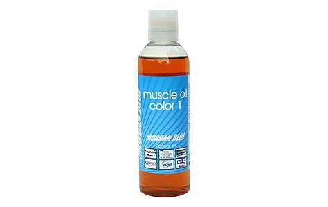 image of Morgan Blue Muscle Oil Colour 1, 200cc
