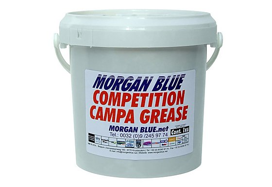 Morgan Blue Competition Campa Grease - 1000cc