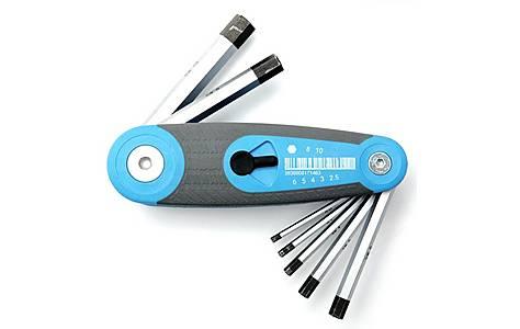 image of Unior Multi Tool 2.5-10mm Hex Keys Multi Tool