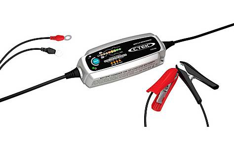 image of CTEK MXS5.0 Test & Charge Battery Charger
