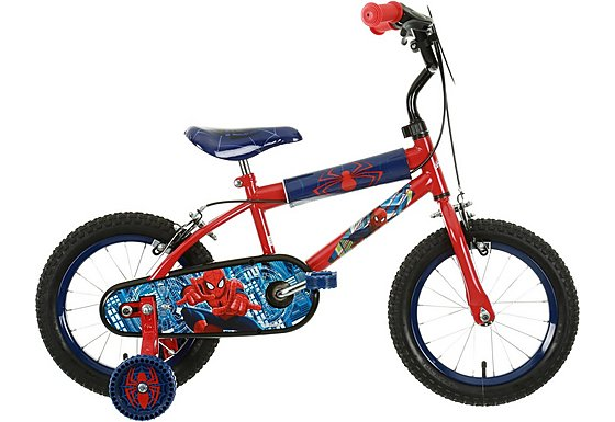 Ultimate Spiderman Boys Bike - 14