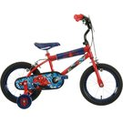 image of Ultimate Spiderman Boys Bike - 14""