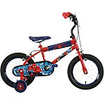 image of Ultimate Spiderman Kids Bike - 14""