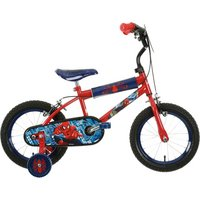 Ultimate Spiderman Boys Bike