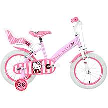 image of Hello Kitty  Girls Bike - 14''