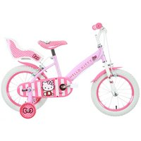 Hello Kitty Girls Bike - 14''