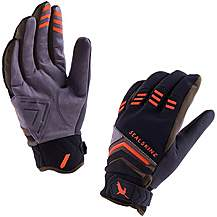 image of Sealskinz Dragon Eye Waterproof MTB Gloves