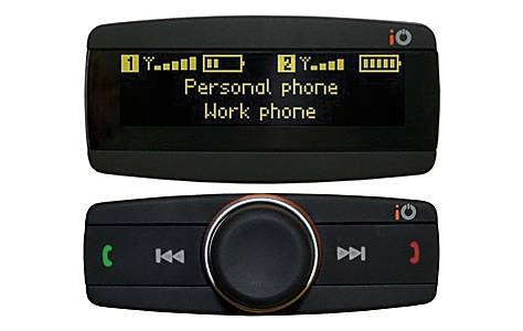 image of iO Talk2 Advanced Bluetooth Handsfree Car Kit