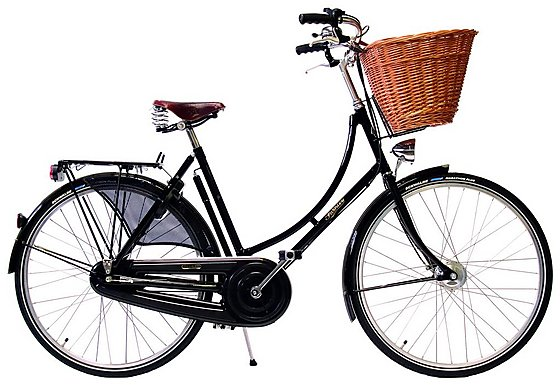 Pashley Princess Sovereign Buckingham Classic Bicycle