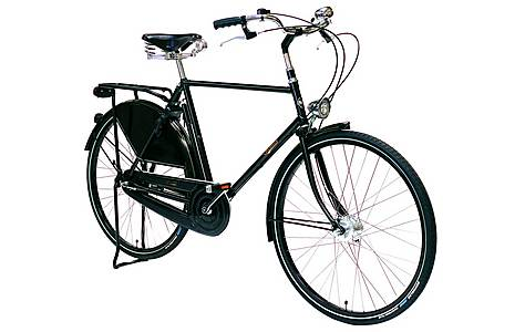 image of Pashley Roadster Sovereign Buckingham Mens Classic Bicycle