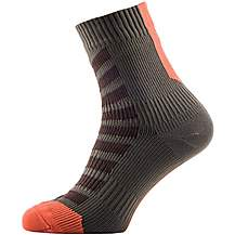image of Sealskinz MTB Ankle Sock with Hydrostop