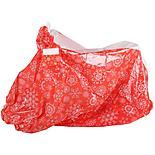 Giant Xmas Gift Bag Snowflakes