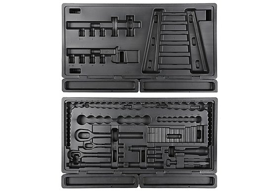 Halfords Advanced Professional Empty 120 Piece Tray