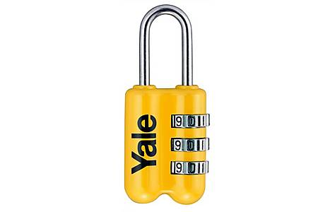 image of Yale Travel Luggage 23mm Combination Padlock