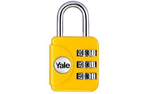 image of Yale Luggage 28mm Combination Padlock