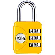 image of Yale Luggage 28mm Combination Padlock