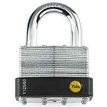image of Yale 50mm Laminated Steel Padlock