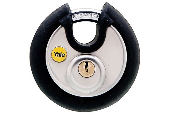 Yale 70mm Stainless Steel Padlock