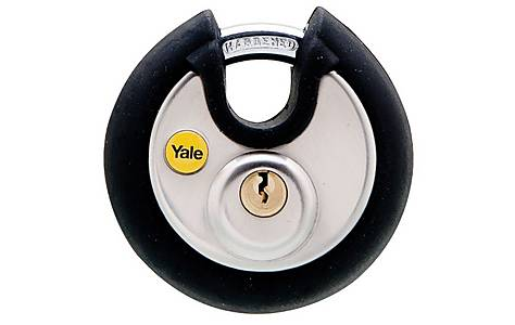 image of Yale 70mm Stainless Steel Padlock