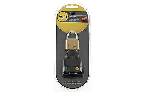 image of Yale 40mm & 51mm Weatherproof Padlock Twin Pack