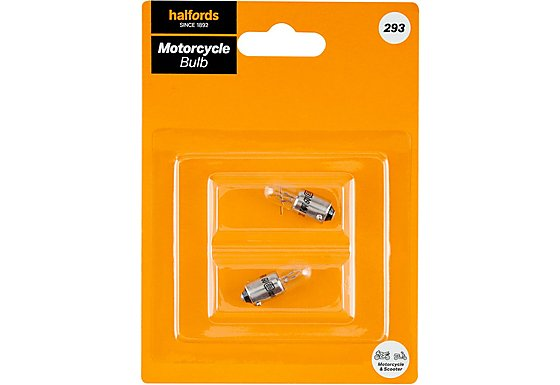 Halfords Bike it Motorcycle Bulb HMB293 6v 4w