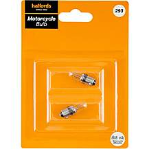 image of Halfords Bike it Motorcycle Bulb HMB293 6v 4w