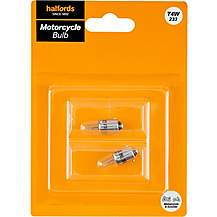 Halfords Bike it Motorcycle Bulb HMB233 12v 4