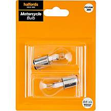 image of Halfords Bike it Motorcycle Bulb HMB380 12v 21/5w