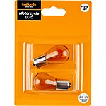 image of Halfords Bike it Motorcycle Bulb HMB581 12v 21w