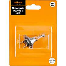 image of Halfords Bike it Motorcycle Bulb HMB477 12v 55w