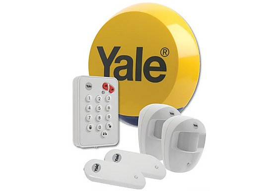 Yale Easy Fit Alarm Kit 1