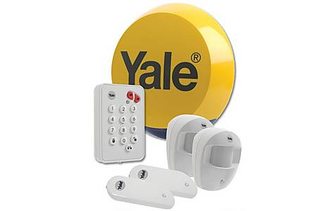 image of Yale Easy Fit Alarm Kit 1