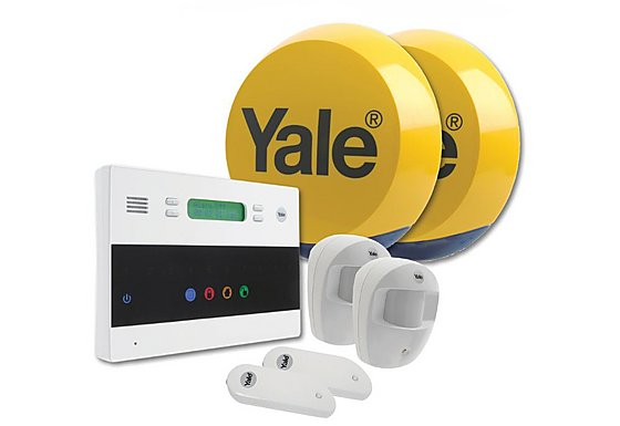 Yale Easy Fit Alarm Kit 2