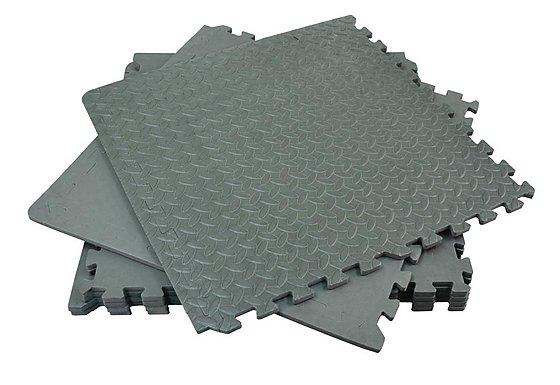 Rolson 6 Piece Floor Mat Set - 120 x 180cm