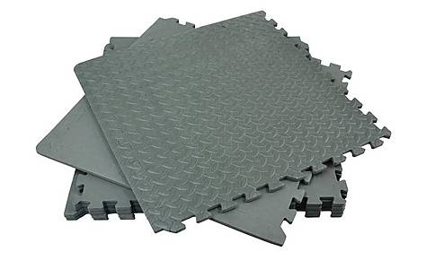 image of Rolson 6 Piece Floor Mat Set - 120 x 180cm