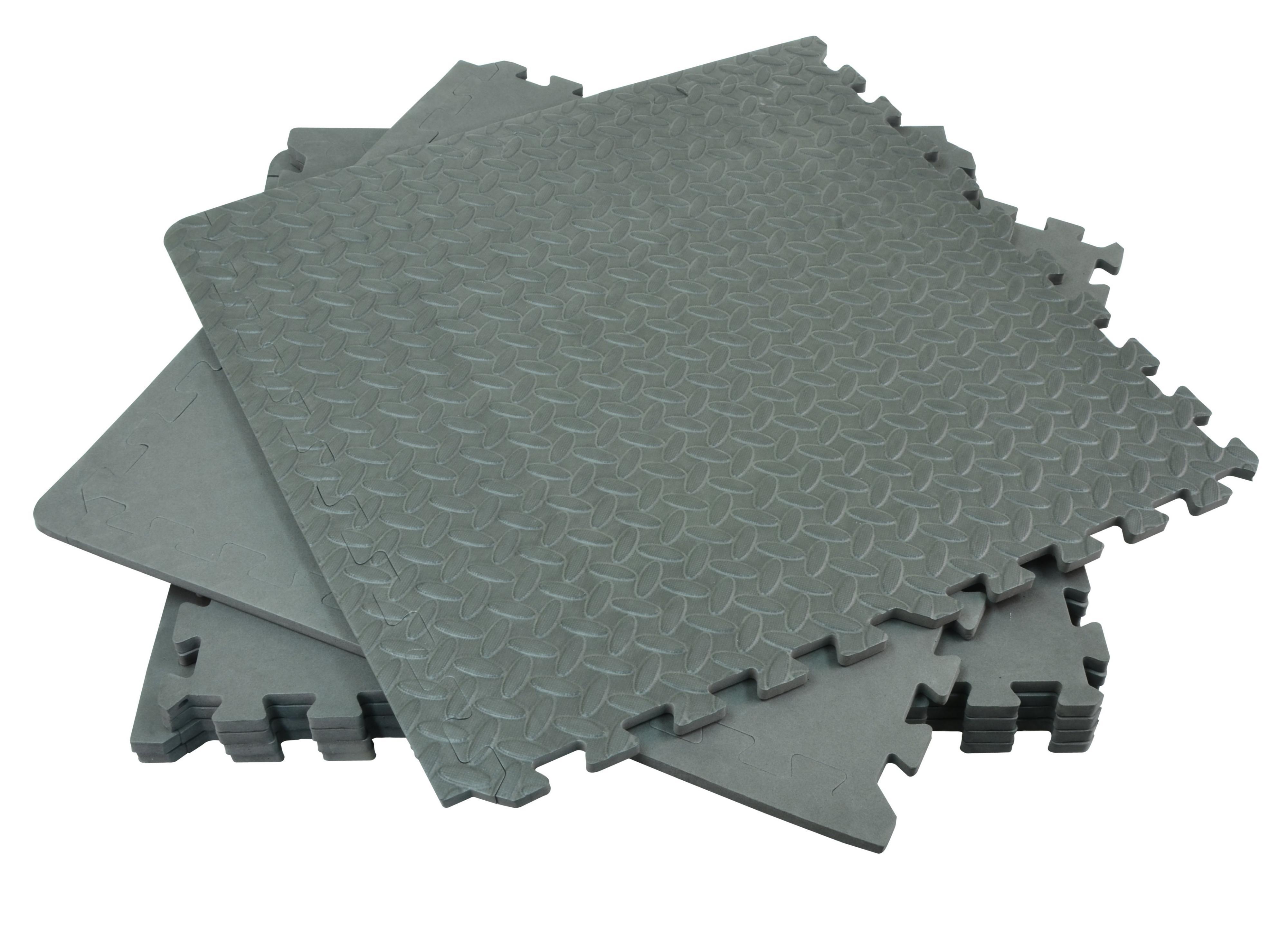 Rolson 6 Piece Floor Mat Set   120 X 180cm
