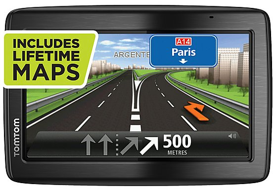 TomTom Via 135 M Special Edition Sat Nav - UK, ROI & Western Europe