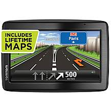 "image of TomTom Via 135 M Special Edition 5"" Sat Nav - UK, ROI & Western Europe with Free Lifetime Maps"