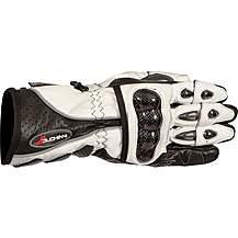 image of Duchinni Turin Gloves Black/White