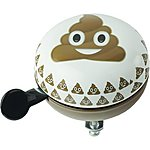 image of Emoji Smiling Poo Bike Bell