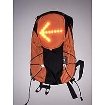 image of Fhoss Illuminated Signalling Backpack