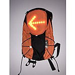 image of Fhoss Illuminated Signalling Backpack