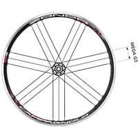 Campagnolo Zonda Pair Wheels 700c - Black