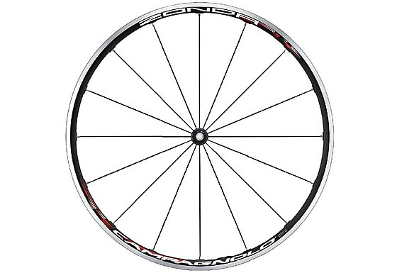 Campagnolo Zonda Pair 2 Way Fit Wheels 700c - Black