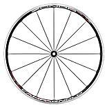 Campagnolo Zonda Pair 2 Way Fit Wheels 700c - Black