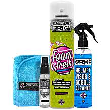 image of Muc-Off Helmet Care Kit