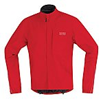 image of Gore Mens Path Jacket - Red