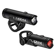 image of Lezyne LED Macro Drive Front and Micro Drive Rear Bike Light Pair